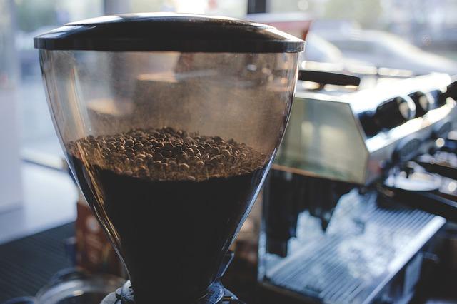 Espresso Machine Grinder