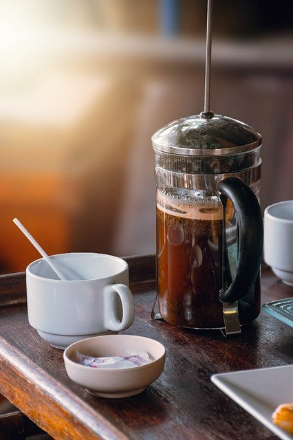 cleaning your french press